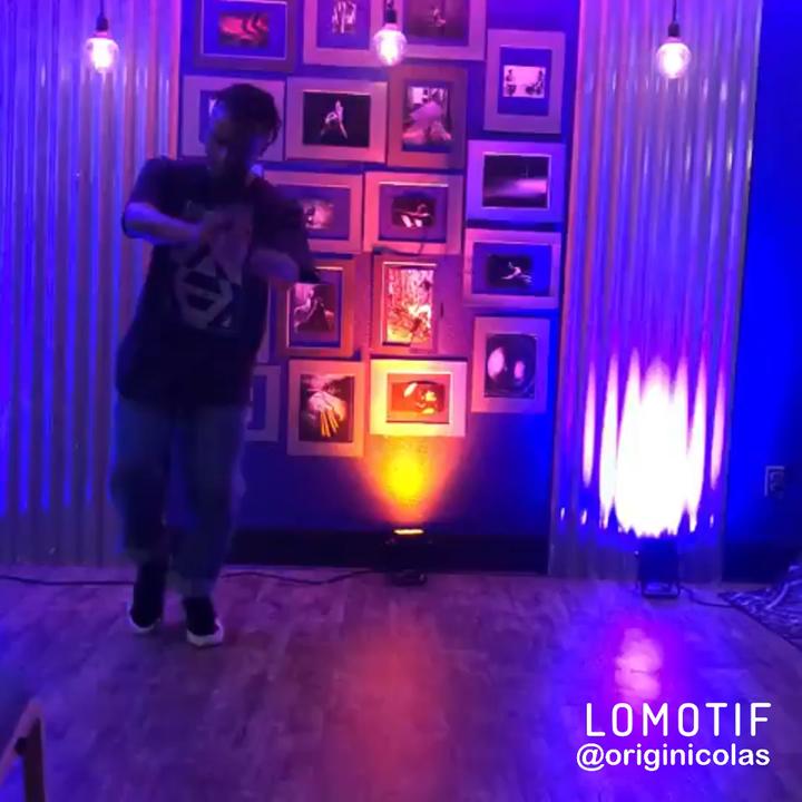 Performed again🔥 #lomotif #lit #scratch #timmyturner #dance - @originicolas